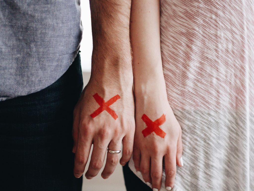 Verkeerd scheiden