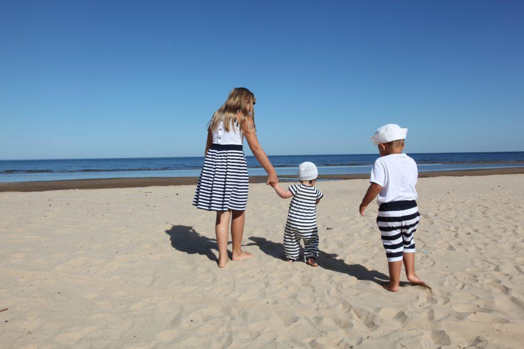 Kinderen en vakantie